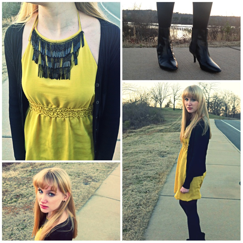 Today's Outfit. 1/22/2013